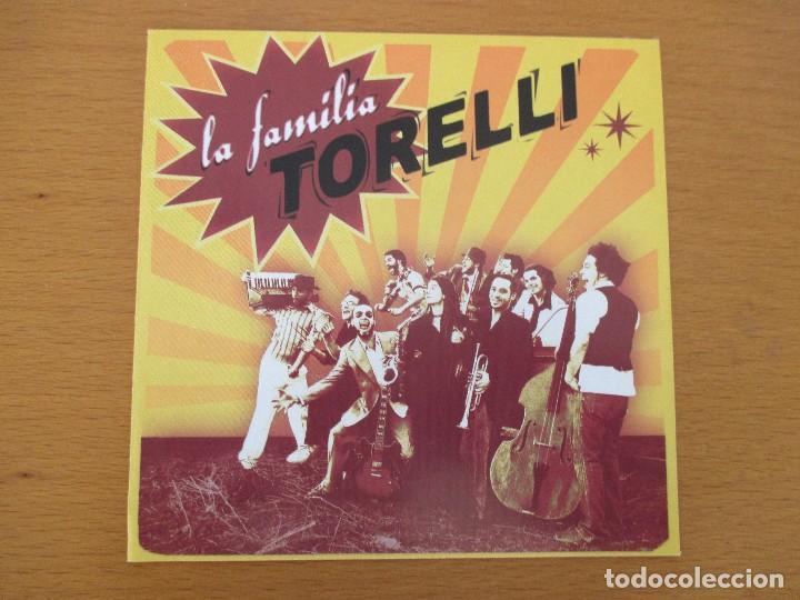 LA FAMILIA TORELLI 100% TORELLI EDICIONES PAE 11 CANCIONES CON BIOGRAFÍA SKA REGGAE SOUL (Música - CD's Reggae)