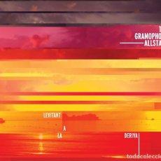 CDs de Música: THE GRAMOPHONE ALLSTARS- LEVITANT A LA DERIVA. Lote 264183676