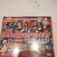CDs de Música: G-59 CD MUSICA THE MEGARAVE LIVE AT PONT AERI. Lote 288328363