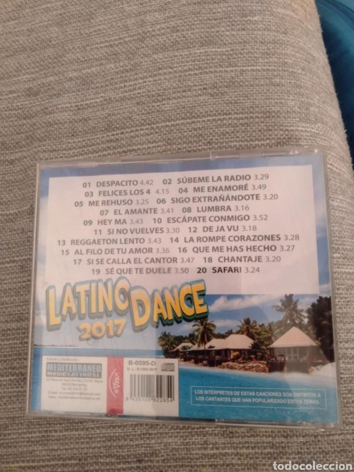 "CDs de Música: Latino Dance 2017 "" Varios "" - Foto 2 - 229791275"