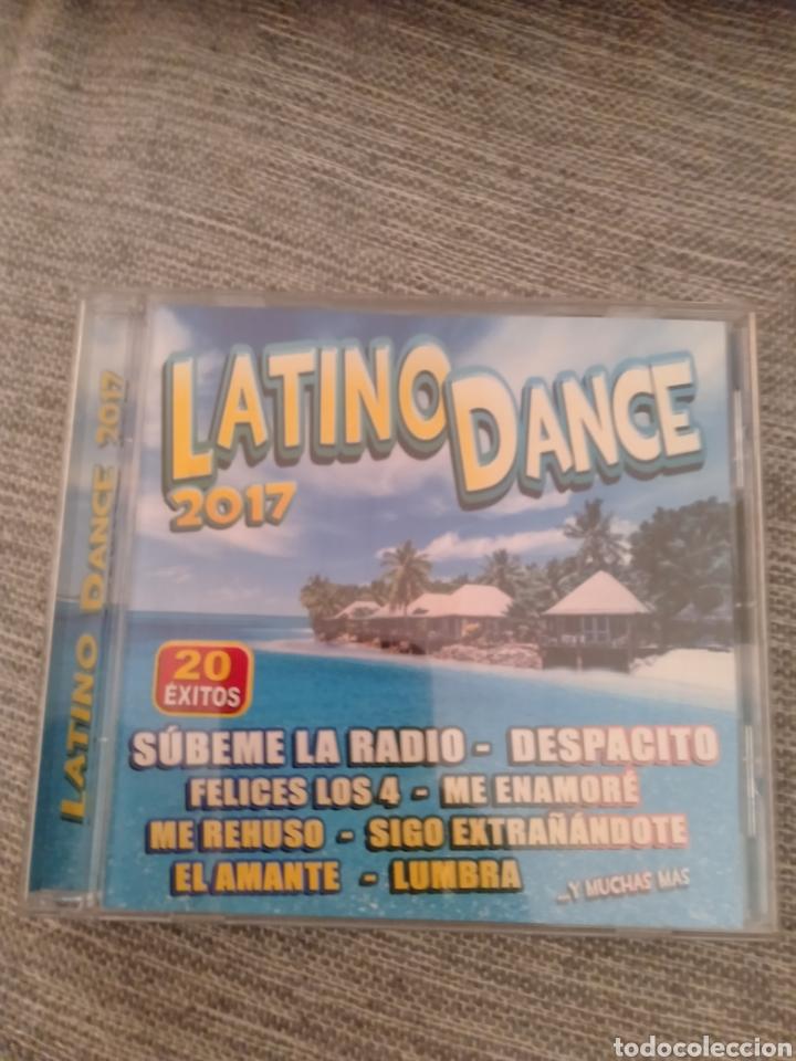 """LATINO DANCE 2017 """" VARIOS """" (Música - CD's Latina)"""