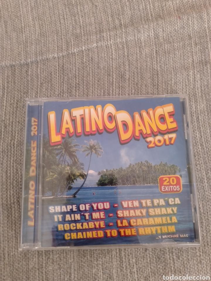 """LATINO DANCE """" VARIOS"""" (Música - CD's Latina)"""