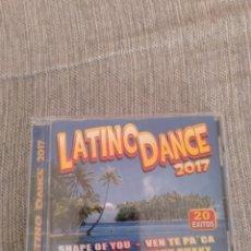"CDs de Música: LATINO DANCE "" VARIOS"". Lote 229791385"