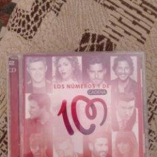 """CDs de Música: LOS NÚMEROS 1 DE CADENA 100 """" VARIOS """". Lote 229791495"""