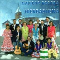 CDs de Música: HIERBABUENA - NAVIDAD ROCIERA. Lote 229795370