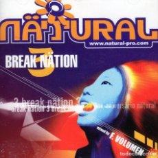 CDs de Música: F. VOLUMEN - BREAK NÄTION 3. Lote 229796260