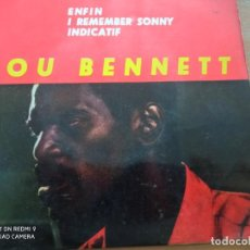 CD de Música: LOU BENNETT ENFIN / I REMEMBER SONNY / INDICATIF EP 1964. Lote 229799505