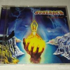 CDs de Música: CD AVALANCH - LA LLAMA ETERNA. Lote 229826795