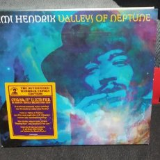 CDs de Música: JIMI HENDRIX VALLEYS OF NEPTUNE DIGIPACK BUEN ESTADO. Lote 229888815
