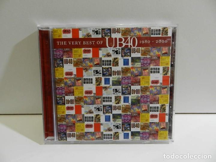 DISCO CD. UB40 ‎– THE VERY BEST OF UB40 1980 - 2000. COMPACT DISC. (Música - CD's Reggae)