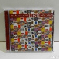CDs de Música: DISCO CD. UB40 – THE VERY BEST OF UB40 1980 - 2000. COMPACT DISC.. Lote 229890205