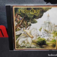 CDs de Música: RICHARD SEARLES - EARTH QUEST BUEN ESTADO DIFICIL. Lote 229895215