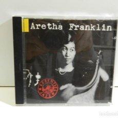 CDs de Música: DISCO CD. ARETHA FRANKLIN – ARETHA FRANKLIN. COMPACT DISC.. Lote 229913330