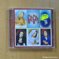 CDs de Musique: GO GO´S - GOD BLESS - CD. Lote 229966635