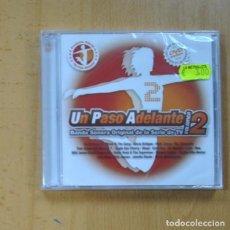 CDs de Musique: VARIOS - UN PASO ADELANTE VOLUMEN 2 - CD. Lote 229967460