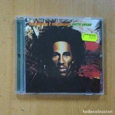 CD de Música: BOB MARLEY & THE WAILERS - NATTY DREAD - CD. Lote 229967965