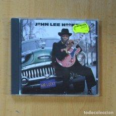 CDs de Música: JOHN LEE HOOKER - MR. LUCKY - CD. Lote 256120030