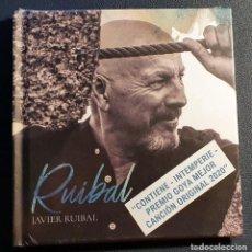CDs de Música: JAVIER RUIBAL - RUIBAL. DISCO LIBRO 2020. Lote 229981185