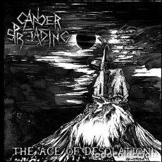 CDs de Música: CANCER SPREADING - THE AGE OF DESOLATION. Lote 230057700