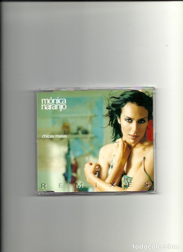 MONICA NARANJO. CHICAS MALAS (REMIXES) (CD 2001) (Música - CD's Disco y Dance)