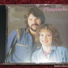 CDs de Música: PIMPINELA (PIMPINELA) CD 1992. Lote 230091830