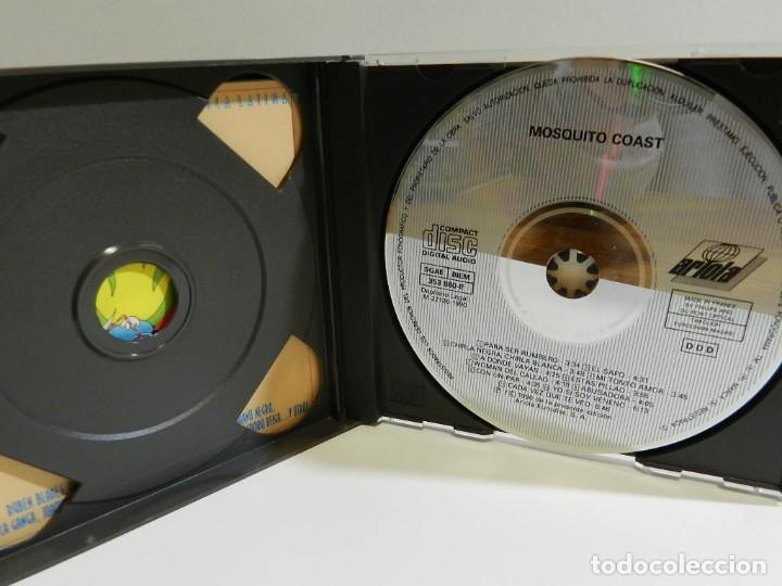 CDs de Música: DISCO CD. Varios – Mosquito Coast. COMPACT DISC. DOBLE - Foto 3 - 230157780