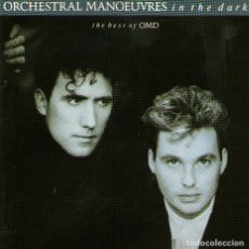 CDs de Música: ORCHESTRAL MANOEUVRES IN THE DARK - THE BEST OF OMD - CD ALBUM - 18 TRACKS - VIRGIN RECORDS - 1988. Lote 275479353