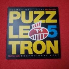 CDs de Música: PUZZLETRON 5 PROMOTIONAL COPY NOCHEVIEJA DE 1997-98. Lote 230253625