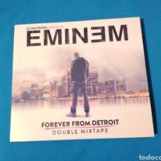 CDs de Música: PEDIDO MÍNIMO 5€ OFERTA NAVIDAD EMINEM FOREVER FROM DETROIT DOUBLE MIXTAPE 2CD NUEVO. Lote 230180900