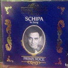 CDs de Música: TITO SCHIPA PRIMA VOCE CD. Lote 230312180