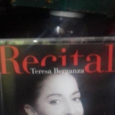 CDs de Música: TERESA BERGANZA RECITAL CD. Lote 230312260