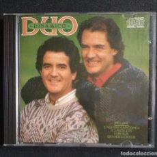 CDs de Música: CD 1986 (SEMINUEVO) DUO DINÁMICO GUATEQUE: MI CHICA DE AYER / OH CAROL /15 AÑOS TIENE MI AMOR ETC. Lote 230319680