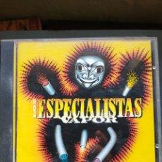 CDs de Música: ESPECIALISTAS CD. Lote 230328310