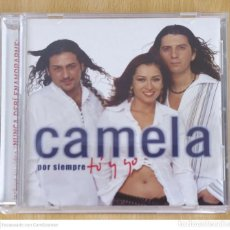 CDs de Música: CAMELA (POR SIEMPRE TU Y YO) CD 2003. Lote 230368935