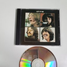 CDs de Música: THE BEATLES - LET IT BEATLES, PARLOPHONE CDP7 46447 2, EU.1987.. Lote 230509795