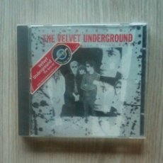 CD di Musica: THE VELVET UNDERGROUND - THE BEST OF..., VERVE RECORDS – 841 164-2, CD, COMPILATION, 1989. EU. Lote 230594145