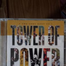 CD de Música: TOWER OF POWER - THE VERY BEST. THE WARNER YEARS. Lote 230596970