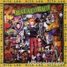 CDs de Música: RITA LEE – BALACOBACO - NUEVO Y PRECINTADO. Lote 230814405