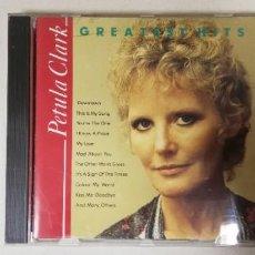 CDs de Musique: C2- PETULA CLARK GREATEST HITS - CD. Lote 230873015