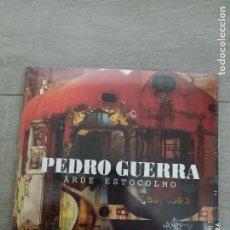 CDs de Música: PEDRO GUERRA - ARDE ESTOCOLMO ( NUEVO PRECINTADO). Lote 230894400