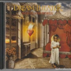 CDs de Música: DREAM THEATHER - IMAGES AND WORDS - CD. Lote 230933975