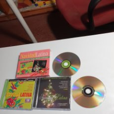 CDs de Música: NAVIDAD LATINA 2 CD, CON LAS LETRAS DE LAS CANCIONES.. Lote 230988640