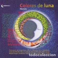 CDs de Música: COLORS DE LLUMA - CANÇONS DE BRESSOL VOL.1. Lote 230994425
