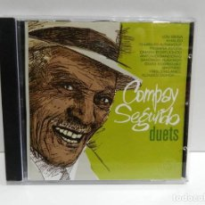 CDs de Música: DISCO CD. COMPAY SEGUNDO – DUETS. COMPACT DISC.. Lote 231061190