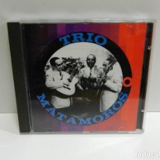 CDs de Música: DISCO CD. TRIO MATAMOROS – SEMILLA DEL SON. COMPACT DISC.. Lote 231065330