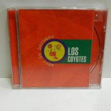 CDs de Música: DISCO CD. LOS COYOTES – AMOR DE HERMANO. COMPACT DISC.. Lote 231071665