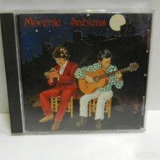 CDs de Música: DISCO CD. MORENTE & SABICAS – NUEVA YORK / GRANADA. COMPACT DISC.. Lote 231073545
