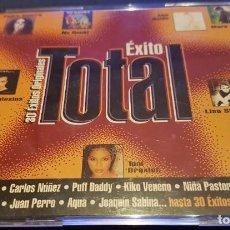 CDs de Música: ÉXITO TOTAL 1997 DOBLE CD RECOPILATORIO. Lote 231088720