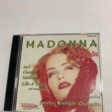 CD di Musica: CD4438 MADONNA - THE MUSIC CD SEGUNDA MANO. Lote 231125235