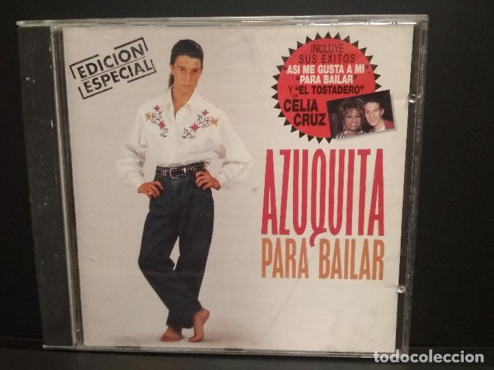 AZUQUITA PARA BAILAR DUO CELIA CRUZ CD ALBUM DEL AÑO 1994 CONTIENE 11 TEMAS JOAN BIBILONI PEPETO (Música - CD's Flamenco, Canción española y Cuplé)
